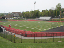 sunnycrest park athletic complex